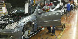 Auto assembly, Nigeria