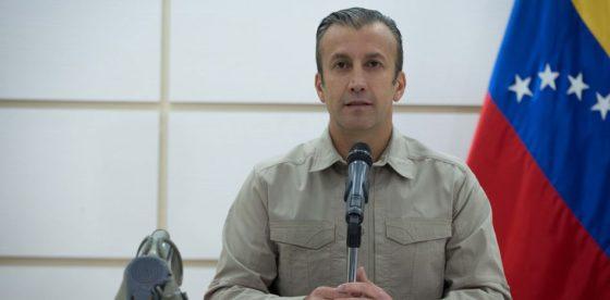 US-Sanctioned Venezuelan Vice President Accused of Money Laundering in Panama