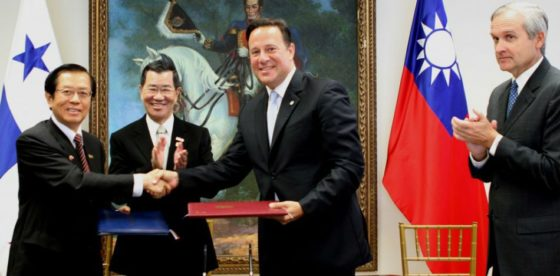Eyeing Economic Gains, Panama Breaks Ties with Taiwan to Pursue New Relationship with China